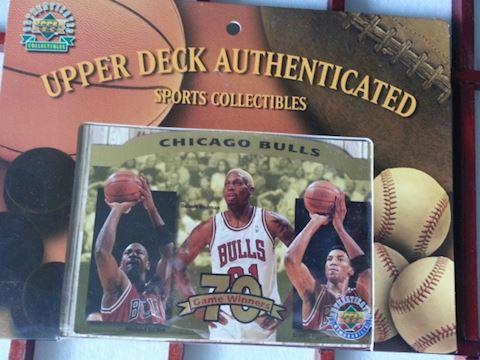 Michael Jordan 5-Card Collection