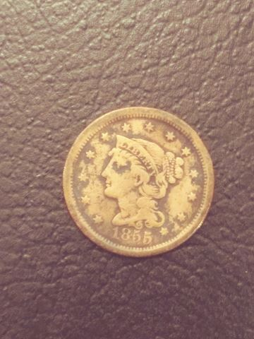 Coin Large Cent