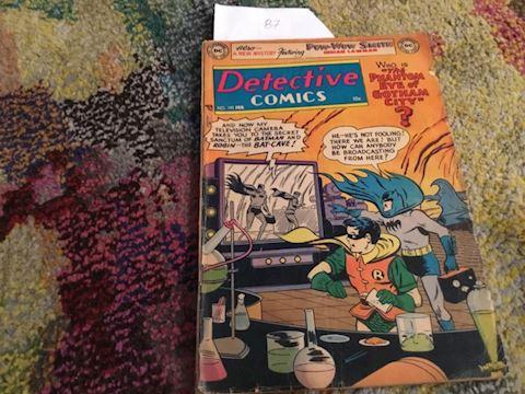 Dectective comics