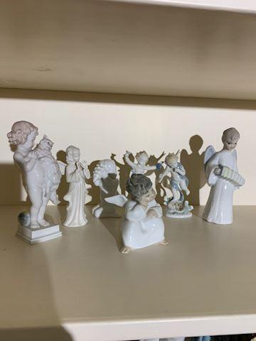 Liv.  527.  Kids and Angels Decor