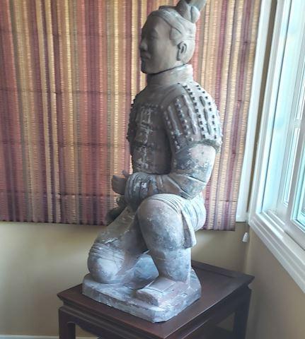 Replica Chinese Warrior