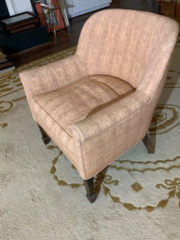 LIV. 127. Custom Chair