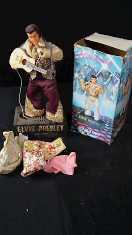 Lot #75 Elvis Presley Memorabilia Merch Pack