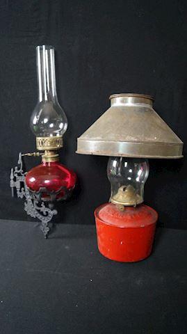 Lot #70 Pair of Lanterns