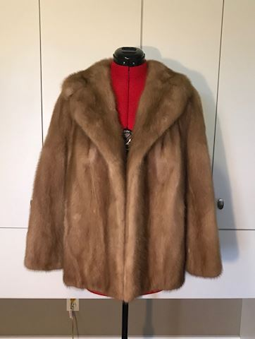 Vinage Bensky Mink Jacket
