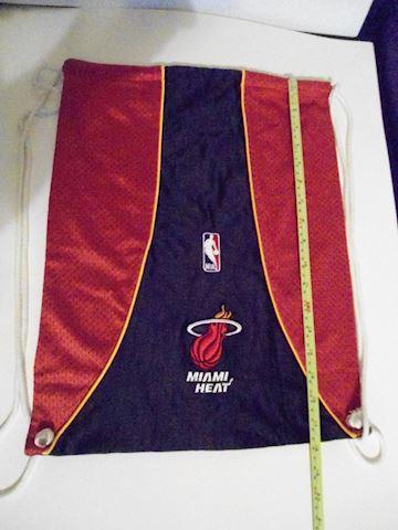 Miami Heat Gym Sack