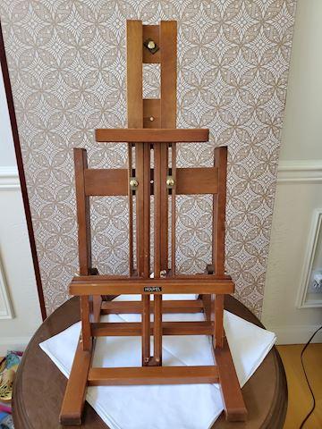 Nouvel painter's easel