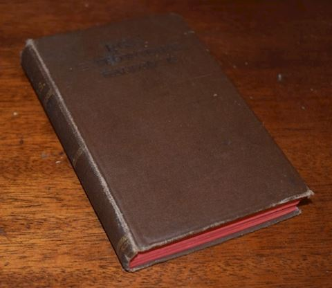 Rare/Collectible 1917 I.C.S. Automobile  Handbook