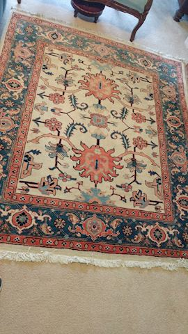 Persian Rug Handcrafted Iran