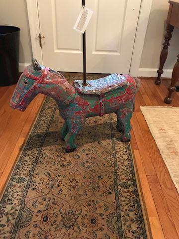 Wooden Carousel? Horse
