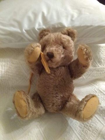 MB  301  Stuffed Bear
