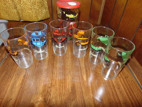 Old Fashioned Car Glasses