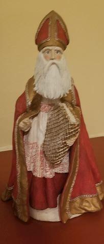 """FR  109   """"The St. Nicholas"""" Statue"""