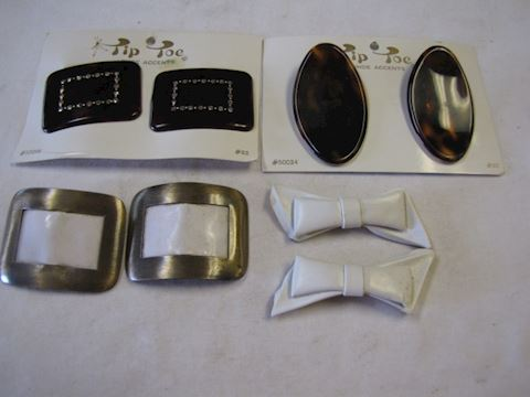 Shoe Accessory Collectibles