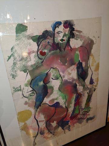 Jenik Cook original abstract painting