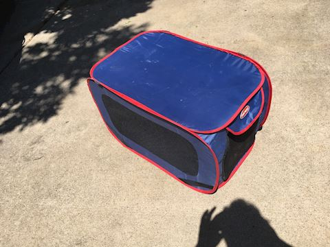 Sport Pet Foldable Dog Crate