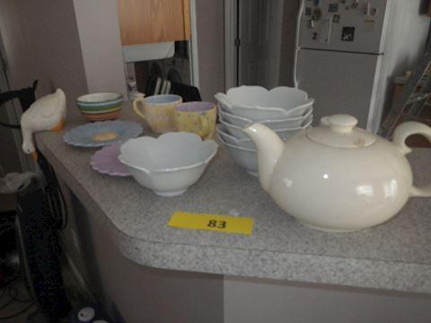 Lot #83 - Kitchen