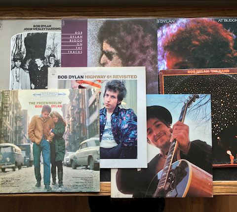 7 Bob Dylan Albums