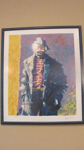 Aldo Luongo Print