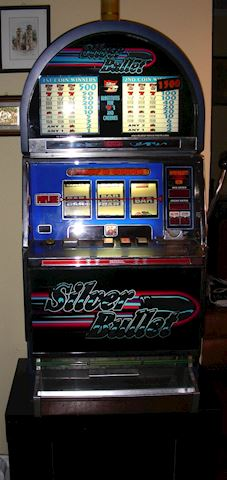 Silver Bullet Slot Machine by Universal