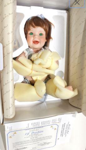 Doll Lil' Punkin