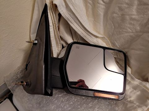 Ford Tow Mirror