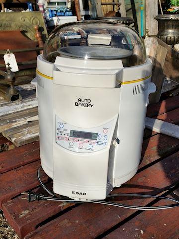Dak Auto bakery bread machine model Fab-100-3