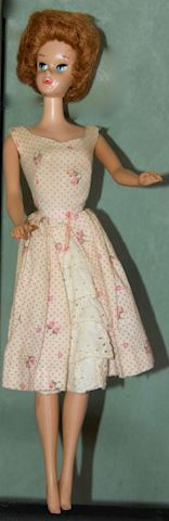 Barbie Doll - Red Hair