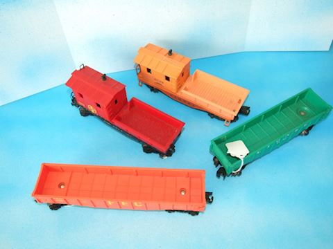4 PIECE LOT 6200,6142,9021 AND 6119