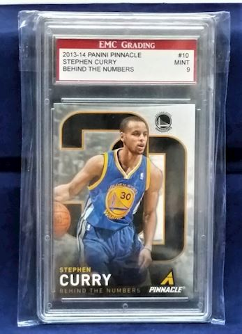 2013-14 Pinnacle #10 Stephen Curry