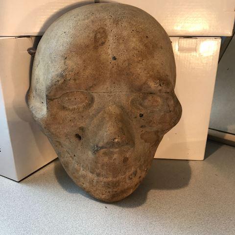Halloween Mask Mold