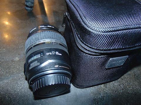 Canon Camera Lense