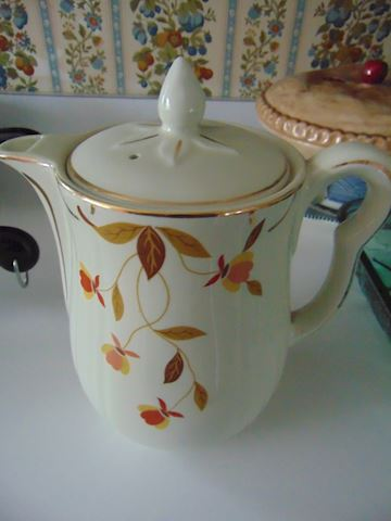 Hall's Coffee Pot