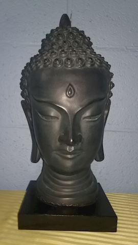 Buddha head by Austin Productions