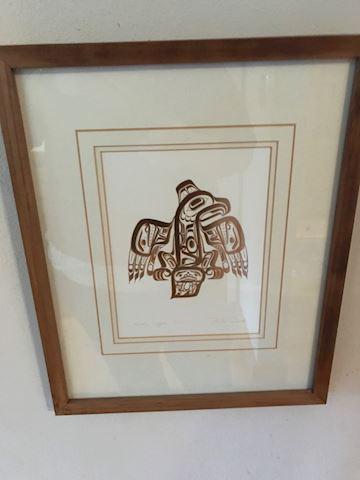 Native American print
