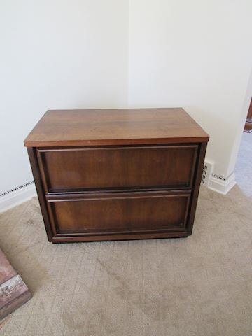 Bassett Furniture Mid-Century Night Stand