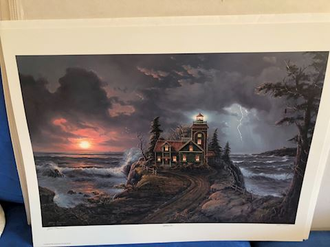 Lighthouse Cove by Jesse Barnes