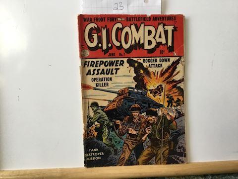 G I Combat