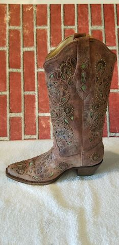 Corral western boots Women size 8M