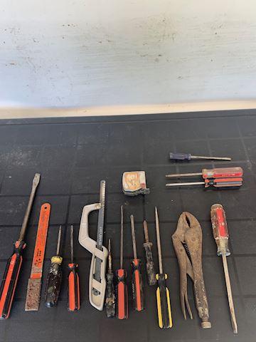 Misc Tools Lot # 189