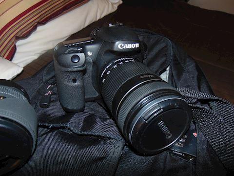 Cannon EOS7 Digital Camera