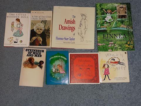 "SR  362  ""children's book lot"""