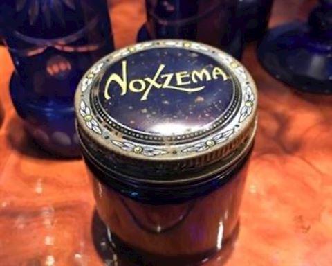 Vintage Noxema Jar