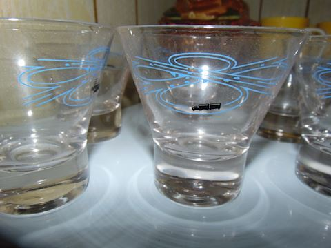 Vintage Highball Glasses