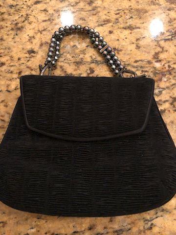 black evening Bag  by Judith leiber