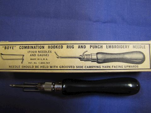Embroidery Needle in Original Box