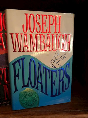 Joseph Wambaugh Books - 7 Total