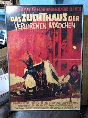 "German movie poster - ""Canned Heat"""