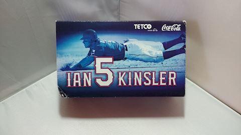 #5 Ian Kinsler Bobble Head Texas Rangers - Sliding