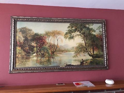 """The Susquehanna"" Print Artwork"